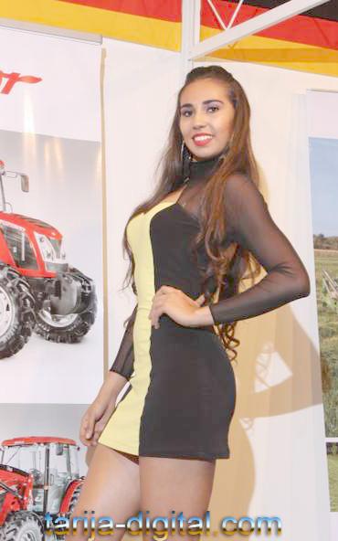 Nicole Algarañaz