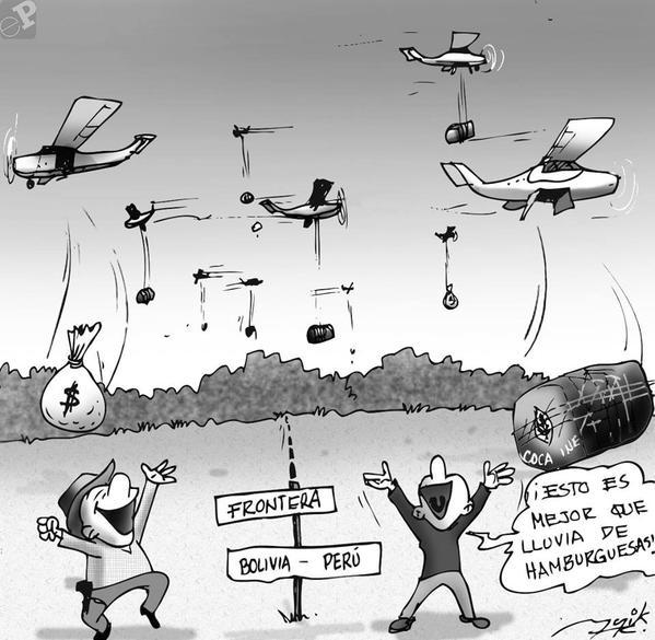 Caricatura de frontera
