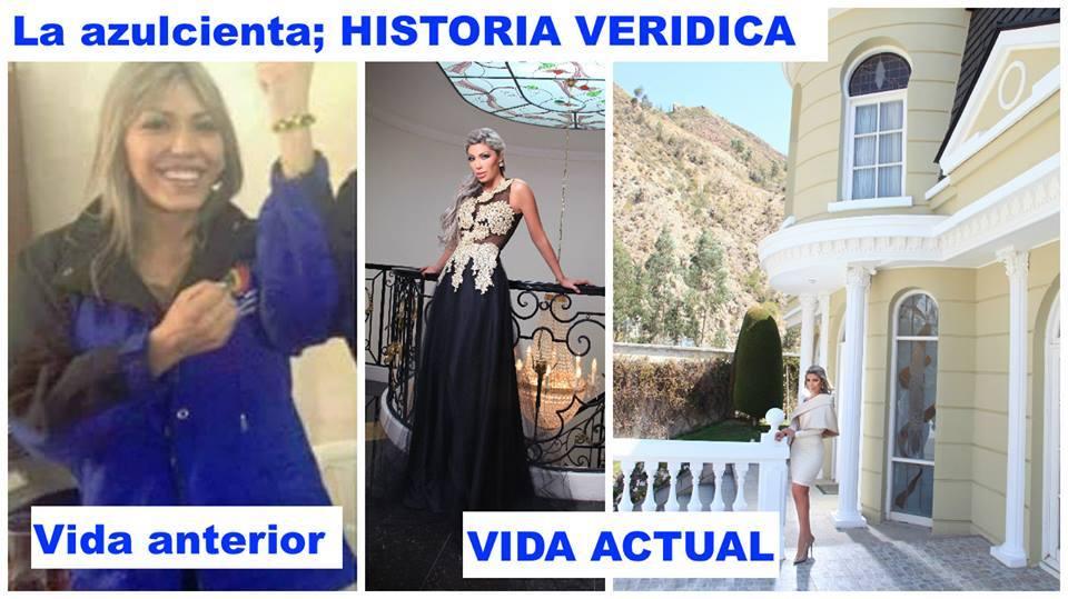 Meme sobre Gabriela Zapata
