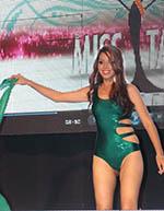 Paola Flores, Señorita Bermejo 2015