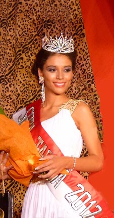 Señorita Tarija 2012