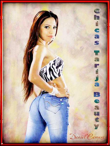 Reina Amaya, Chica Tarija Beauty