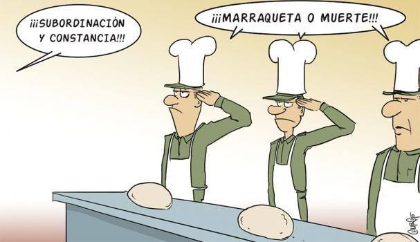 milicos panaderos
