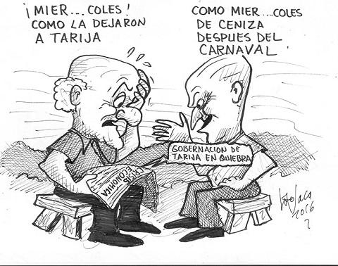 Caricatura miercoles de ceniza