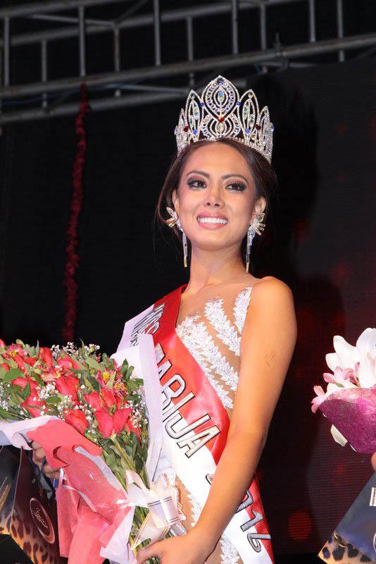 Miss Tarija 2016